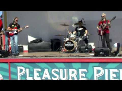 The Staylyns, You Don't Know, Live @ The Galveston Island Historic Pleasure Pier 3.13.2014
