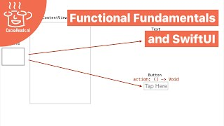 Functional Fundamentals and SwiftUI, Daniel Steinberg (English)