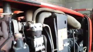 Massey Ferguson 4245 motore Perkins 4.0L turbo