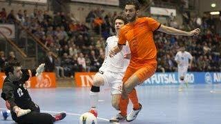 De eenzame strijd van zaalvoetballer Oualid Saadouni