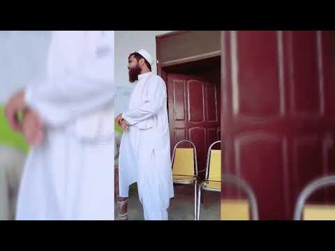 Zaar Di Da Khobay Na Sham Pashto Naat By Waqar Ahmad
