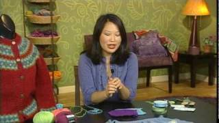 Knitting Daily Episode 402 Preview Fashion Forward.mpg