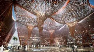 preview picture of video 'METHANOIA STUDIO - Foster + Partners - Riyadh Muncipality HQ'