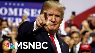 Robert Mueller Again Eyes Roger Stone As Donald Trump Ends A Wild Week | The 11th Hour | MSNBC