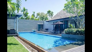 Anchan II   Contemporary Four Bedroom Private Pool Villa for Rent Minutes from Layan Beach