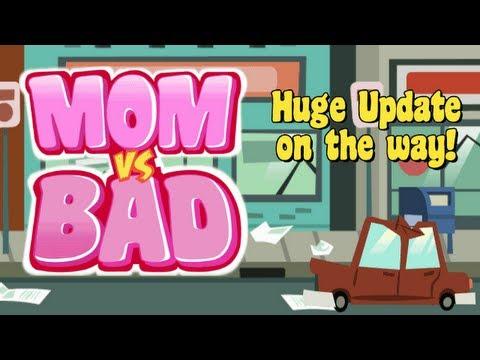 Video of Mom vs Bad