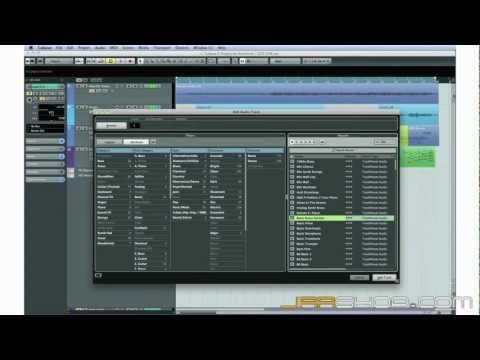 Cubase 6 Tutorial Chapter 6: Advanced Audio Recording Part 1