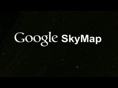 Vídeo do Sky Map