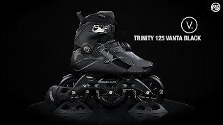 Inlines Powerslide V. Trinity 125 Vantablack - 3x125mm