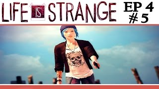 Life Is Strange | OH NO...! | (Ep4 #5) 60fps Playthrough Gameplay W Facecam