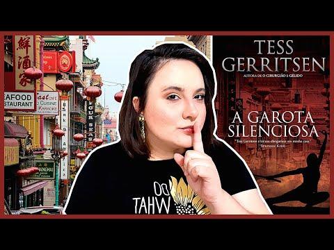 A GAROTA SILENCIOSA | TESS GERRITSEN | RECORD | LIVROS