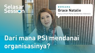 Download Video ▸ Mengungkap Sumber Dana Partai Solidaritas Indonesia // Grace Natalie MP3 3GP MP4