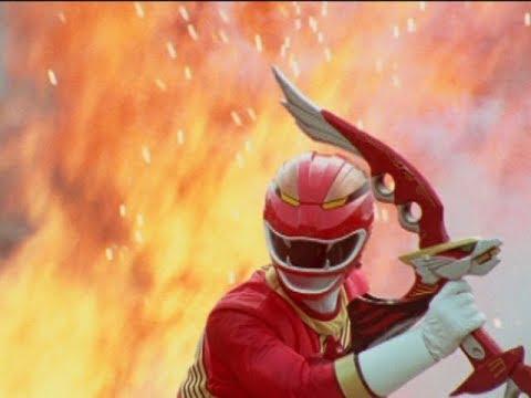 "Power Rangers Wild Force - Power Rangers vs Orgs   Episode 28 ""Homecoming"""