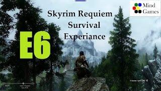 Skyrim Requiem Survival Experiance. Эпизод 6: Пауки во тьме.