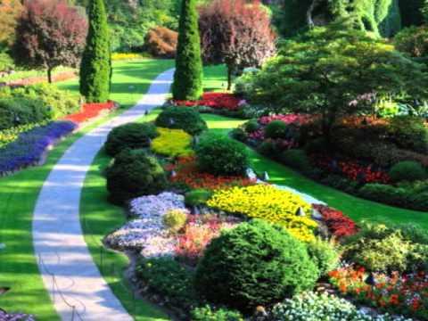 Los jardines mas bellos del mundo