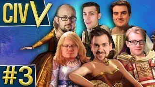 Civ V: Euro Rumble #3 - Innovative Conflict