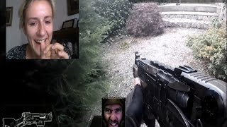 Die besten 100 Videos Real Life First Person Shooter (Chatroulette version)