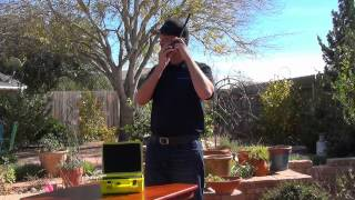 How to get a signal on a Globalstar GSP-1700