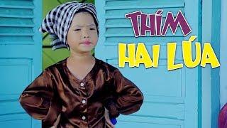 Thần Đồng Âm Nhạc Bé Mai Vy - Thím Hai Lúa ♫ Nhạc Thiếu Nhi Cho Bé Cho Gia Đình