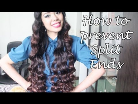Video HairTalk series 6: How to Prevent Split Ends