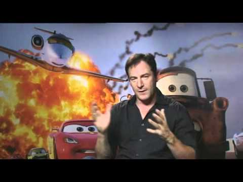 Cars 2: Video Interview With Jason Isaacs