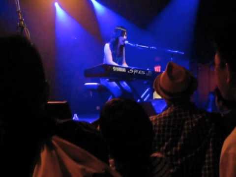 Cate Song - Half-Hearted @ Kollaboration NY 5 | Highline Ballroom | 6-26-10