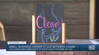 Local business owner and sole employee denied unemployment benefits