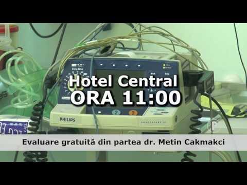 Evaluare gratuită din partea dr. Metin Cakmakci
