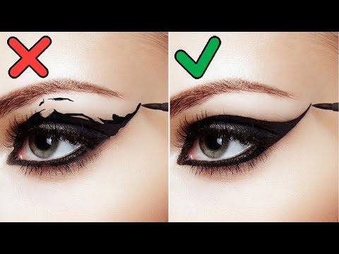 41 LIFE HACKS FOR THE PERFECT MAKEUP