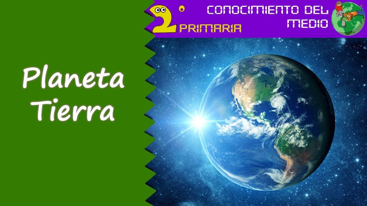 Cono, 2º Primaria. Tema 10. La Tierra