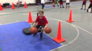 Double Dribble Drills