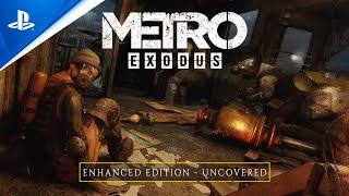 PlayStation Metro Exodus - Uncovered | PS5 anuncio