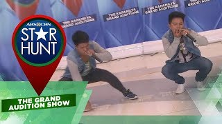 Star Hunt The Grand Audition Show: Tuyik And Rens Show Their Incredible Talents | EP 10