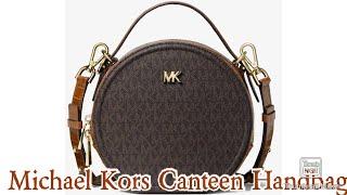 Michael Kors Canteen Handbag #michaelkors #fashion #fashionista #handbag #style