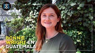 Bonnie Wright En Guatemala