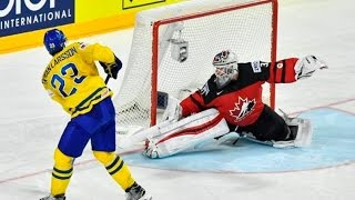 Sweden Wins Gold, Canada Silver and I Watched It...