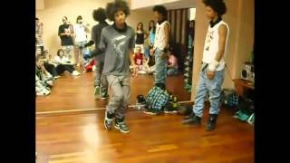 Les Twins Young Steff - Nu World Hustle.mp3