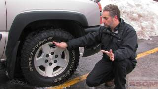 Goodyear Wrangler DuraTrac off-road tire