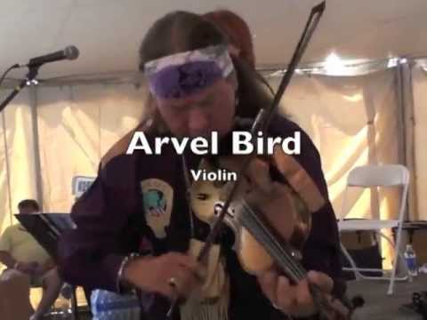 Rockness Monster Celtic Fusion Recording Artist Arvel Bird