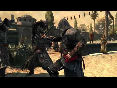 Видео № 1 из игры Assassin's Creed Откровения [Essentials] (Б/У) [PS3]