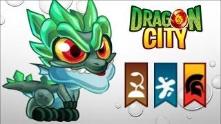 Dragon City - Getting Kaiju Dragon 100% (No Hack)