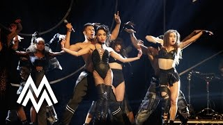 FKA Twigs   'Figure 8' & 'In Time' Live At MOBO Awards 2015   MOBO