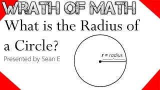 What is the Radius of a Circle?