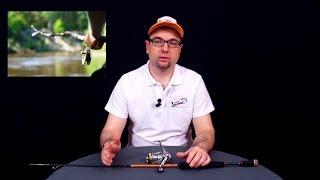 Какой нужен тест спиннинга для ловли щуки и окуня