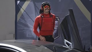DrDisrespect Steals the Show at COD World League Event.