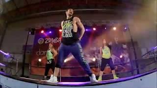 """""""Move to Miami - Enrique Iglesias ft. Pitbull"""" - Łukasz Grabowski Zumba® Fitness choreography"""
