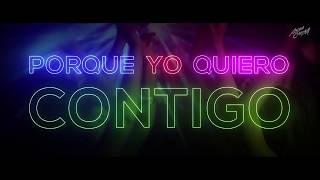 Anna Carina - Quiero Contigo - Video Lyric (Oficial)