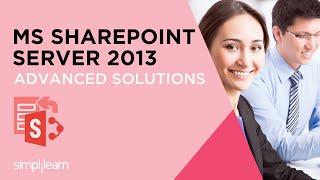 Microsoft® SharePoint 2013