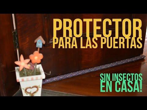 Protector para la puerta - Ateliê Kari