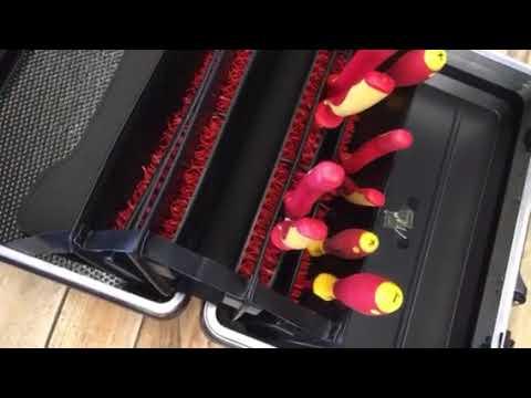Parat Werkzeugkoffer 180 Grad Artikelnummer: 95.000.171